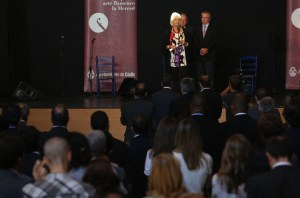 Recepción de delegaciones cumbre de Cádiz 2013