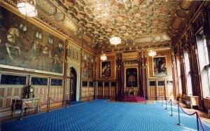 The Queens Robbin Room