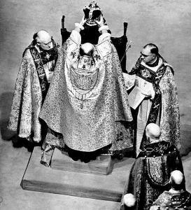 Coronación Isabel II