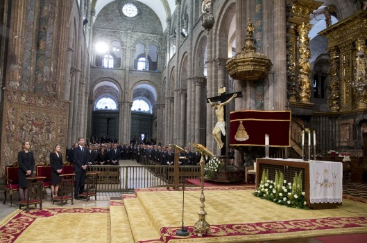 funeral oficial víctima Angrois