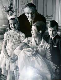 Grace y sus hijos