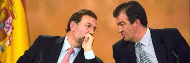 Rajoy y A Cascos