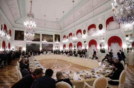 G20 en St Petersburg