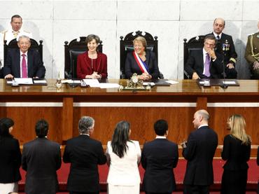 Juramento ministros