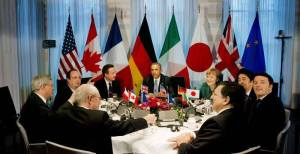 reunión G7 en La Haya