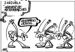 Forges y las reverencias