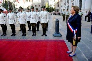 , Michelle Bachelet ,