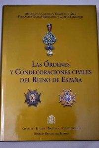 Las órdenes y condecoraciones civiles del reino de España