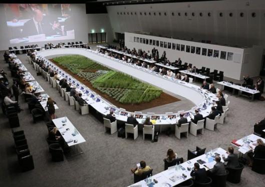 Reunión UE