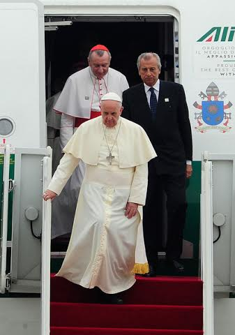 Papa Francisco en Corea