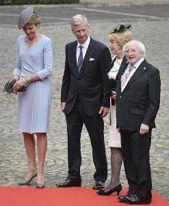 Presidente de Irlanda