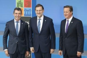 Rajoy en la OTAN