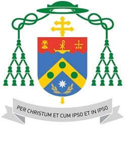 escudo de arzobispado de Madrid