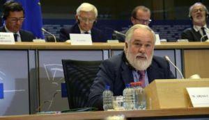 Miguel Arias Cañete Parlamento Europeo