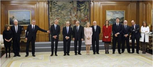varios ministros