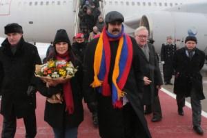 Nicolás Maduro llega a China