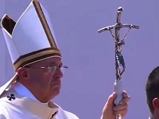 báculo del Papa