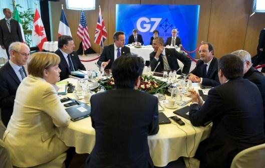 corralito para el G7