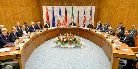 firma acuerdo nuclear iraní jul 15