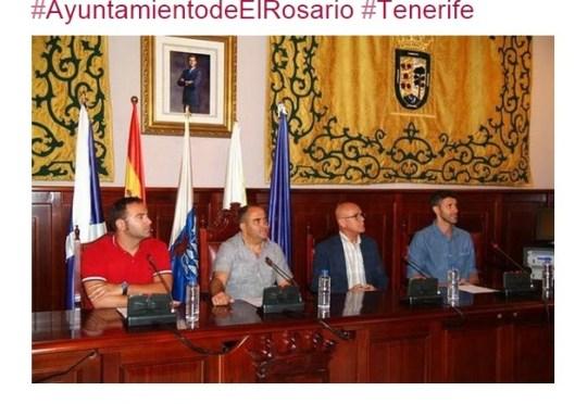 Ayto El Rosario Tenerife 6 oct 15