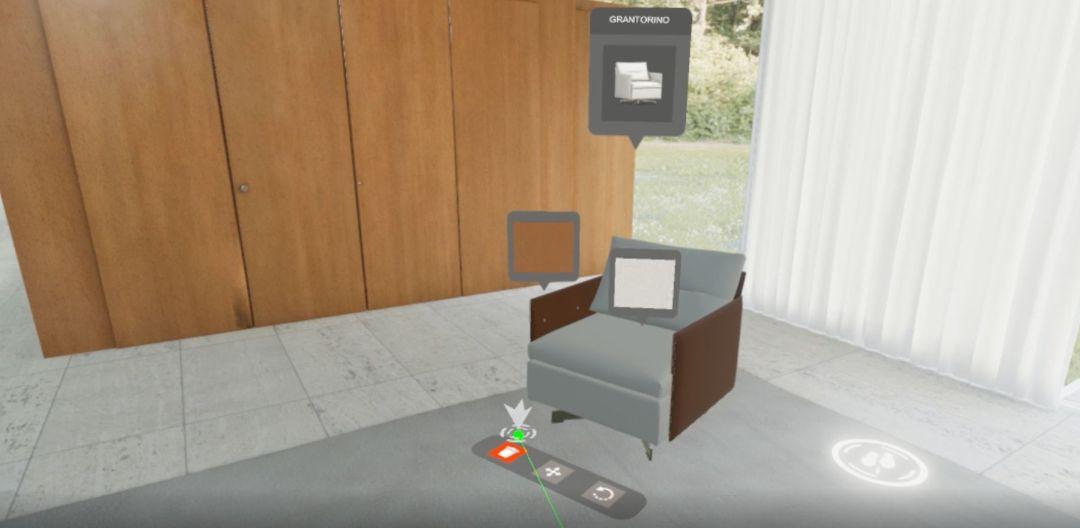 Poltrona Frau VR cover 01