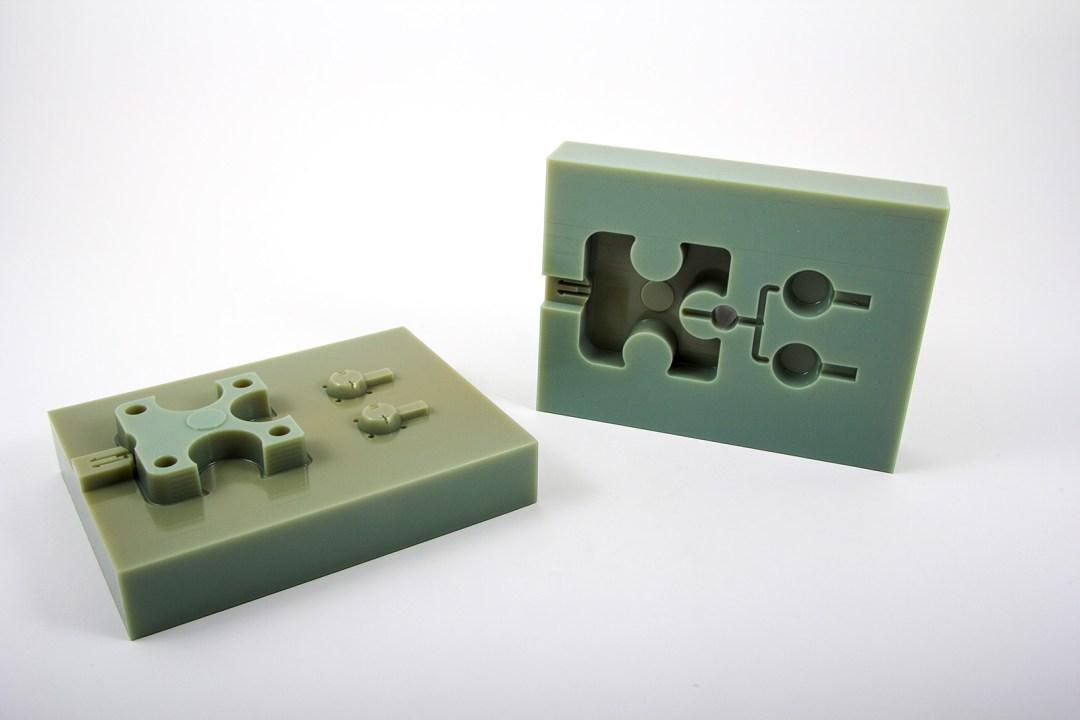 stampaggio stampa 3d acrobats quercetti coppia