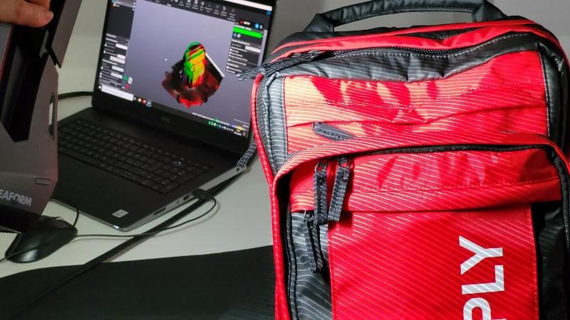 scanner 3d creaform cover