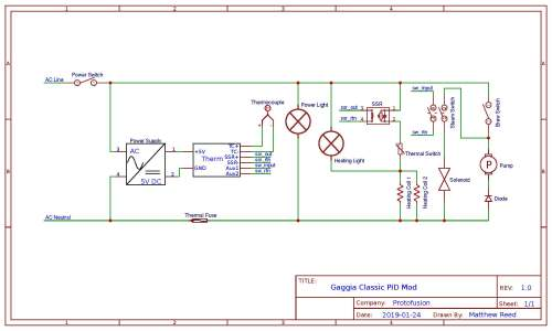 small resolution of updated schematic showing modification details