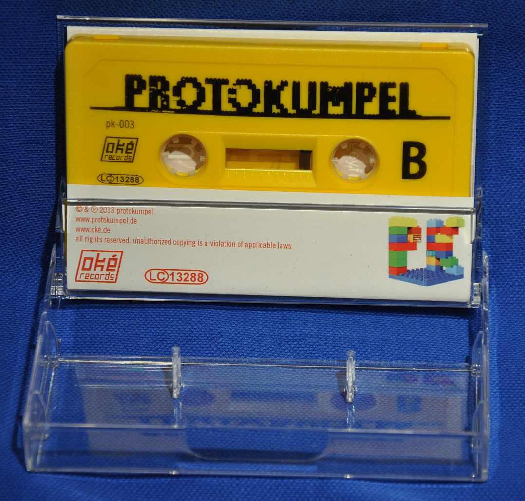 auto reverse cassette back open
