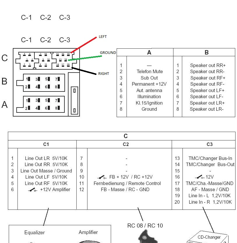 Persona Elegance Radio Player Wiring Diagram The Persona