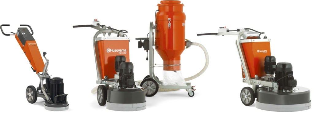 Concrete Floor GrinderScarifier  Pro Equipment Group