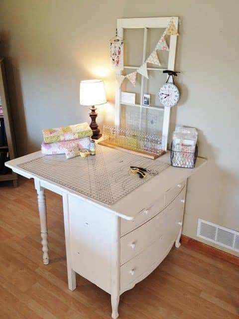 Sewing Table Plans Free : sewing, table, plans, Artful, Sewing, Table, Plans