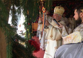 Mitropolitul Clujului pentru prima dată în parohia Strâmbu
