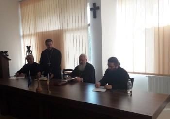 Conferința preoțească de toamnă la Dej