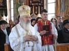 Credincioșii din Cetan, binecuvântați de către Înaltpreasfințitul Părinte Andrei
