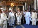 Liturghie arhierească în Parohia Batin