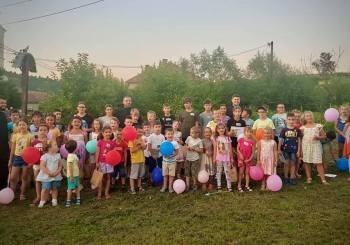 """Școala de vară """"Bucuria Copilăriei"""" ediția I, 26-30 iulie 2021 în Parohia Jichișu de Jos"""