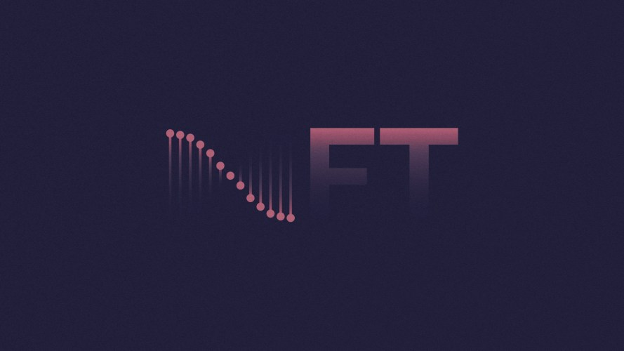 NFT, but instead of an N its a D, like in DNA, and the D is represented by a genome. Wow.