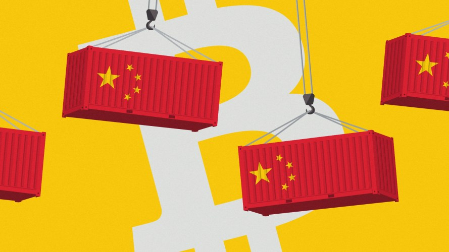The Alberta site chosen to host 200,000 Bitcoin miners from China does not produce enough power to run them, says the plant's operator.