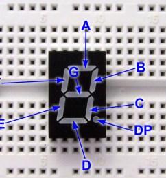 7 segment module [ 1024 x 768 Pixel ]