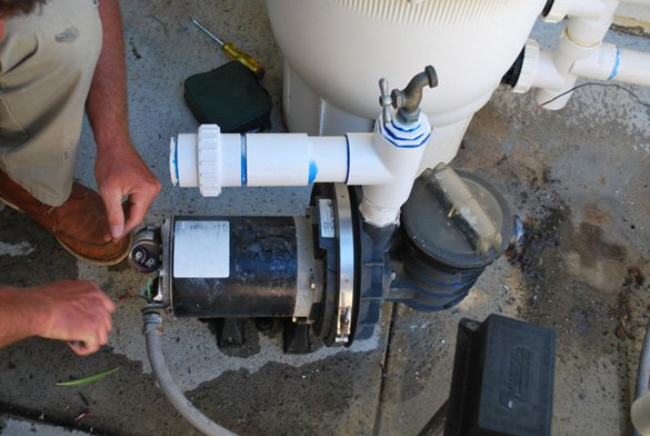 Wiring A Two Speed Spa Pump And Installation 49 Youtube