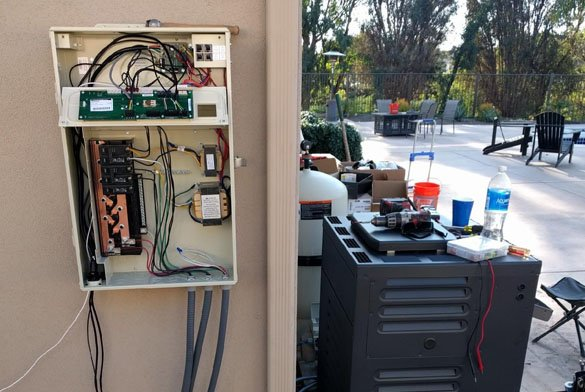 spa wiring diagram mercedes benz atego carlsbad pool equipment install by licensed contractor-protouch