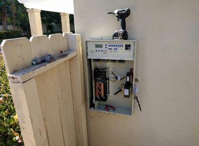 Rancho Santa Fe Pool Equipment Upgrades With Pool Automation
