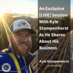 [Kyle Stumpenhorst] An Exclusive LIVE Session Where Kyle Talks About His Post Frame Business