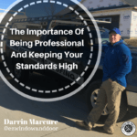 contractor podcast with darrin marcure
