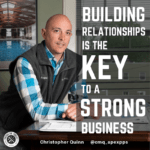 best contractor podcast featuring Chris Quinn