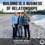 leading construction podcast featuring Gabrielle Bieber from Madison builders inc