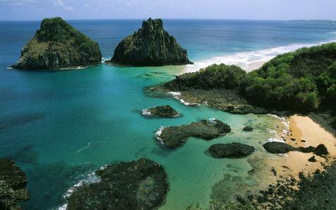 Arquipélago de Fernando de Noronha, Brasil (Fernando de Noronha