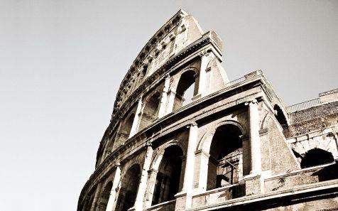 Colosseo, Roma (Coliseum, Rome)