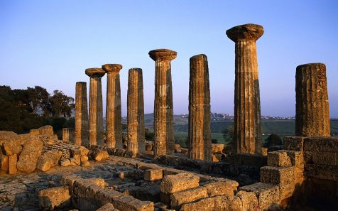 Tempio di Ercole – Parco Archeologico e Paesaggistico della Vall